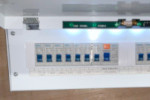 New consumer unit/fuse boards installations throughout Liverpool & Merseyside by our electricians.