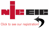 NICEIC Registered - Main logo